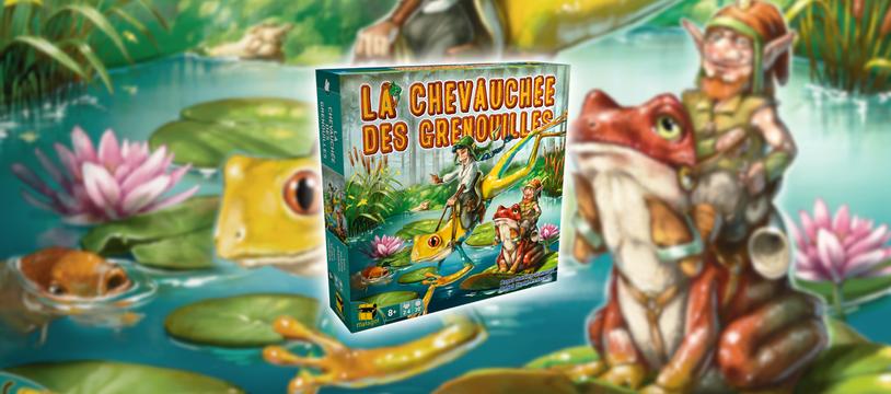 La Chevauchée des Grenouilles : My name is Rebond, James Rebond
