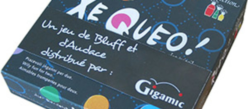 Xe Queo ! re-arrive chez Gigamic
