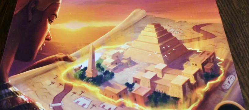 Critique d'Imhotep
