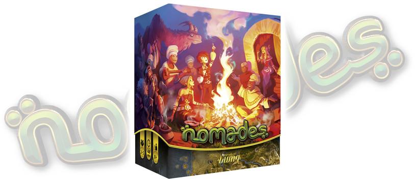 Nomades : Legends of Fire