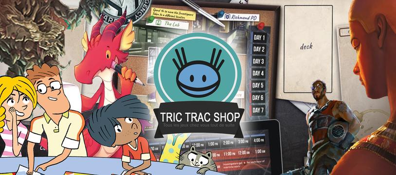 Niouze Tric Trac Shop #13