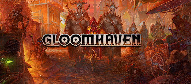 Gloomhaven- présentation des Races