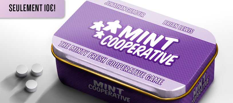 Mint Cooperative débarque sur GameOnTabletop !