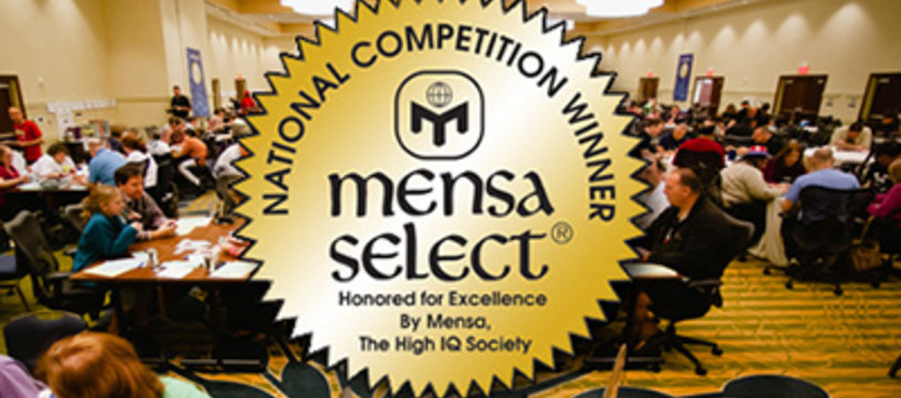 Les Mensa Select US 2017 sont...