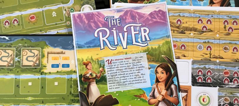 Sur le Vif! Review de The river, tout nouveau tout bon!