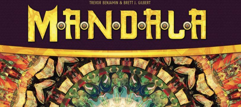 Jeu 2 joueurs : Mandala est disponible !