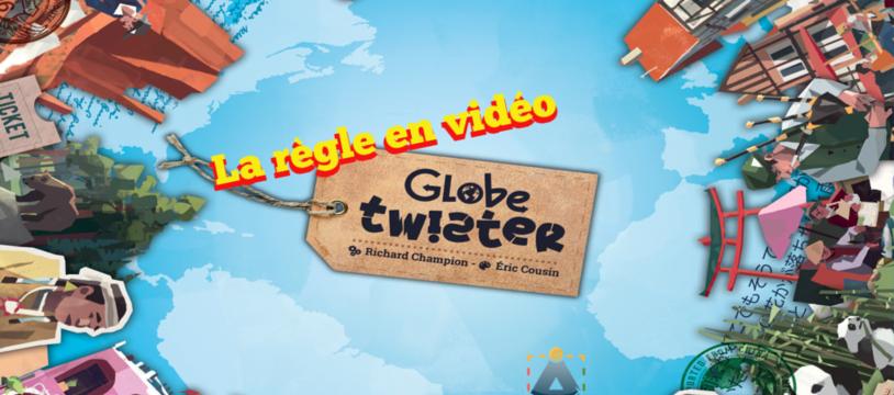 La règle en vidéo de Globe Twister