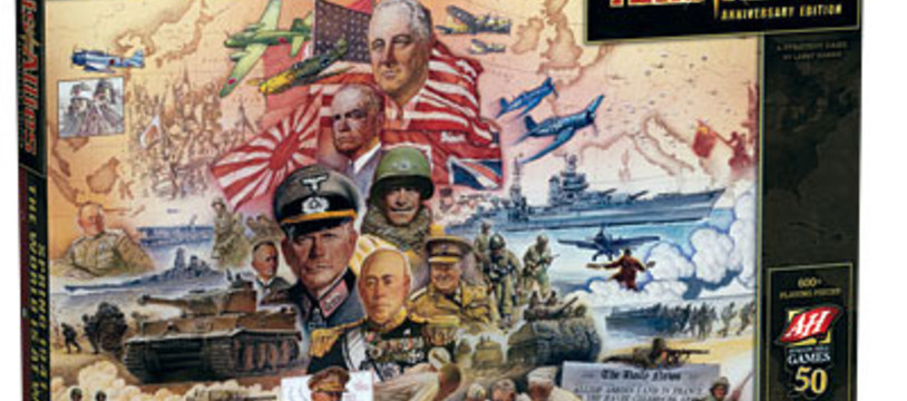 Axis and Allies en XXXL