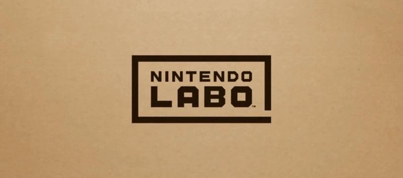 Nintendo Labo : le vidéoludique en carton
