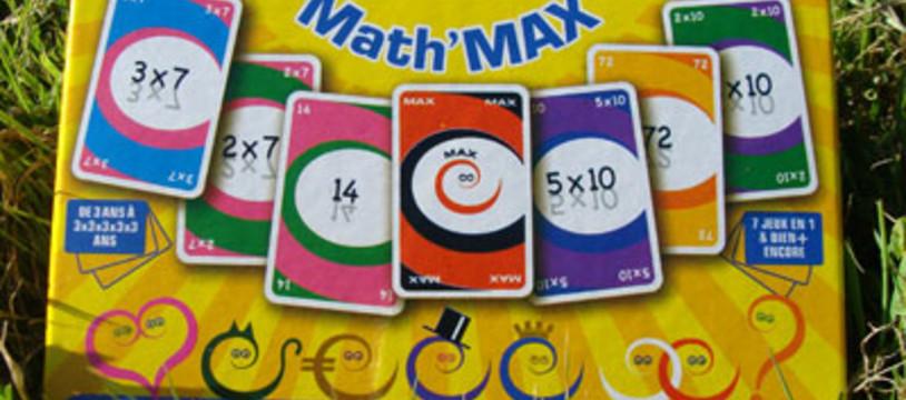 Math Max, des classiques à multiplier