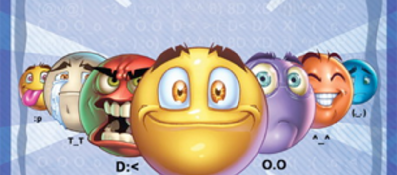 Emoticon, le mini-site et la règle en VF