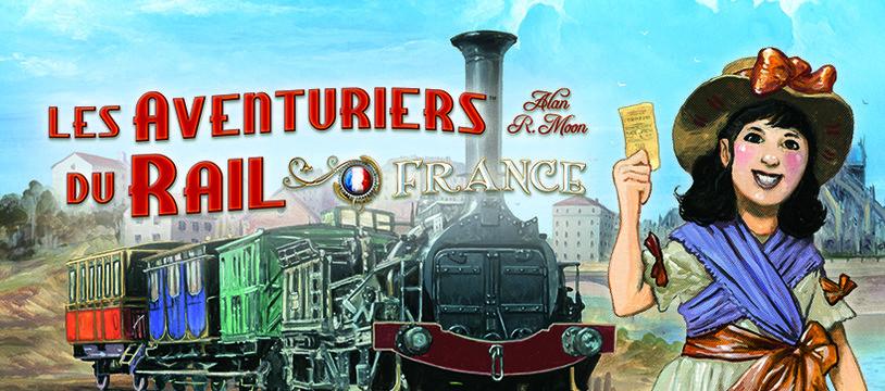 Les Aventuriers du Rail : France, la tournée !
