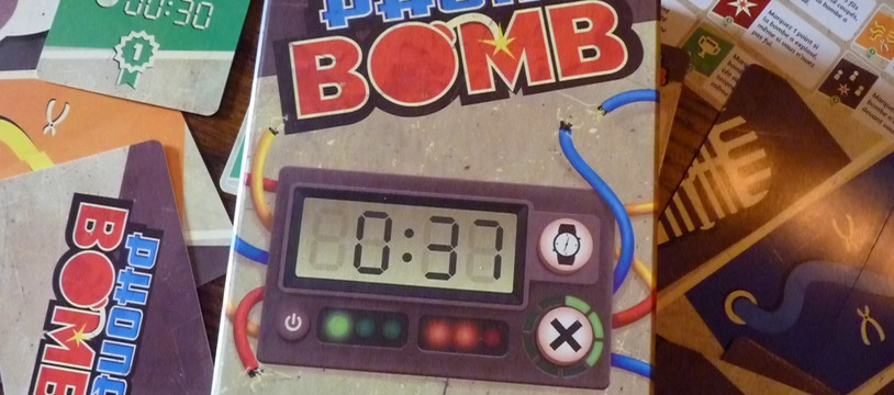 Critique de Phone Bomb