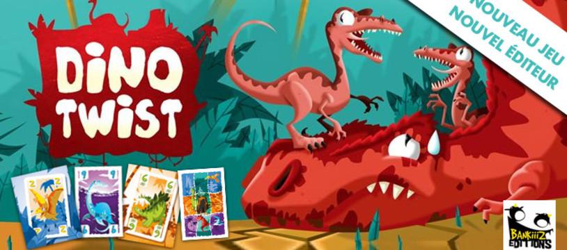 Dino Twist - Revivez la prehistoire