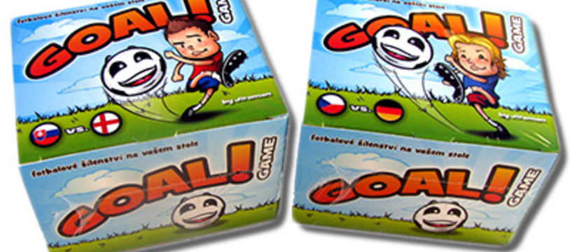 Goal ! Game : un jeu pokero-yamso-foot