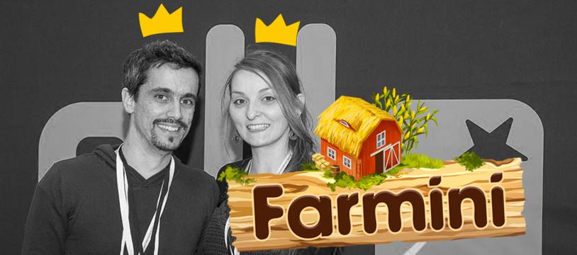 Marie et Wilfried nous parlent de Farmini !