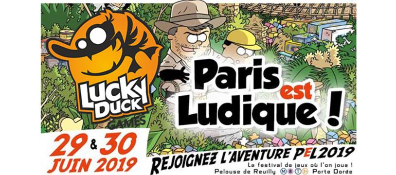 Lucky Duck Games à PEL : des coins coins et des jeux !