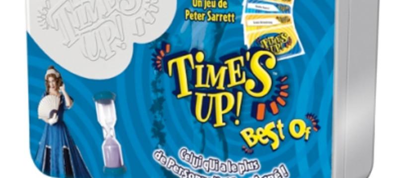 Time's Up ! Le meilleur de l'essence