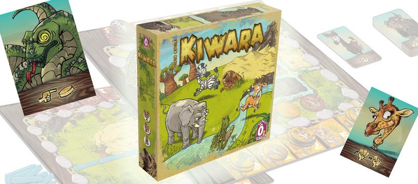 Kiwara : Qui a vu... Wara !