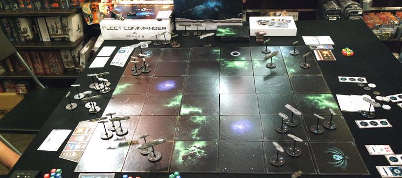 Fleet Commander : venez aux soirées découverte !