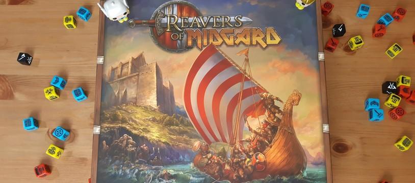 Maraudeurs de Midgard : un bac à sable pour vikings !