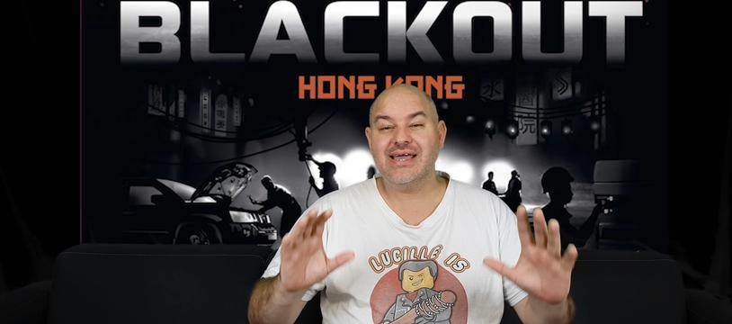 Blackout : Hong Kong, un jeu lumineux ?