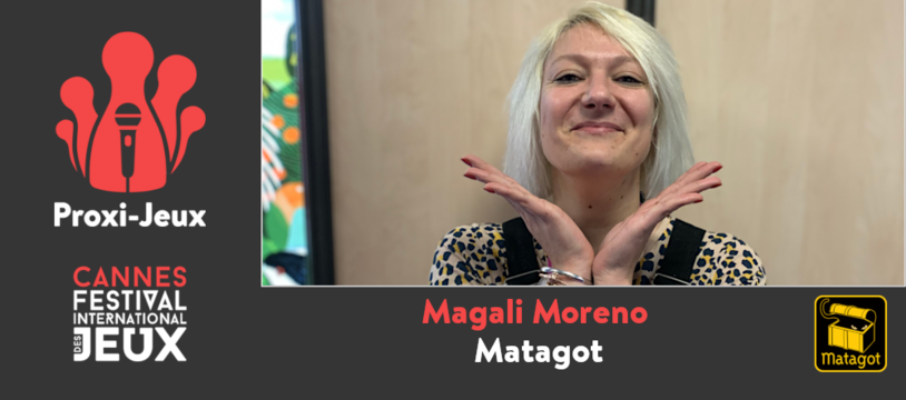 [FIJ Cannes 2020] Magali Moreno – Matagot