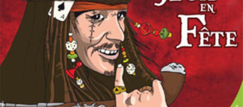 Jeux en Fêtes sous le signe du pirate