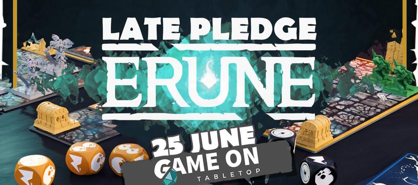 Le late pledge d'ERUNE sur GameOn à partir du 25 juin !