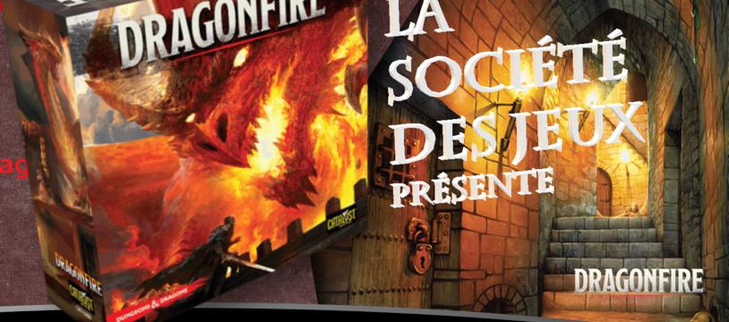 Dragonfire : présentation et session de jeu
