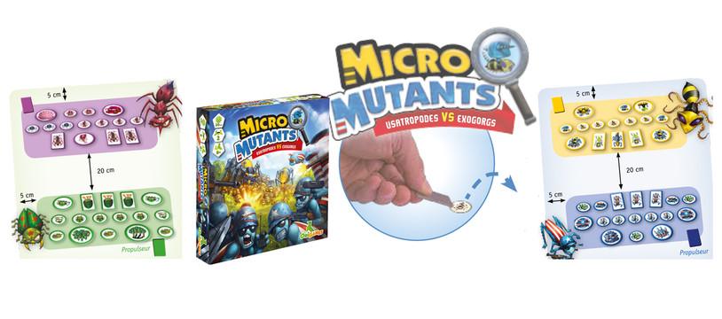 Micro Mutants : Après le saut de l'ange, le saut d'Puce !
