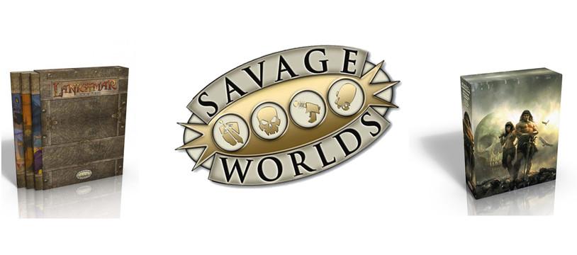 Savage Worlds : Des mondes pour enfantssa(va)ges !