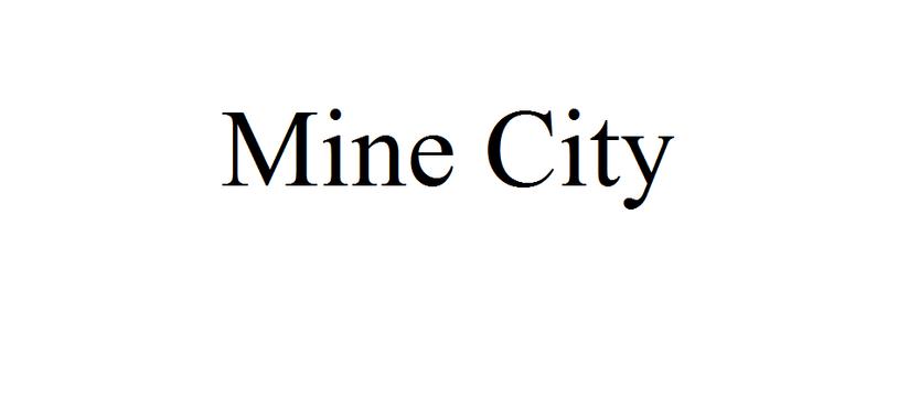 Le Kickstarter du samedi : Mine City