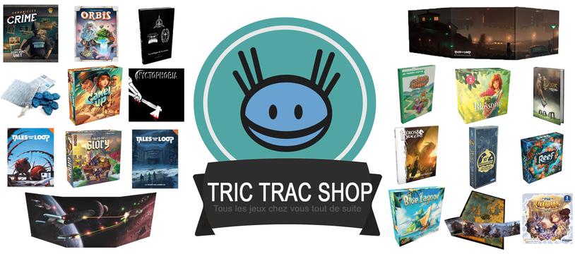 Niouze Tric Trac Shop #8 : Spécial Essen 2018  !!