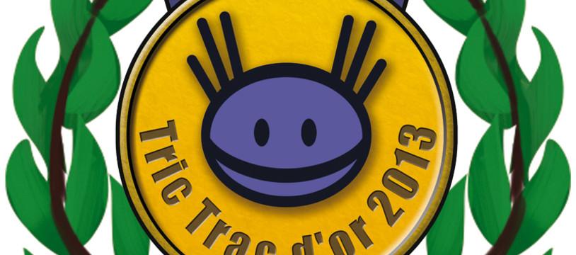 Tric Trac d'Or 2013, les finalistes !
