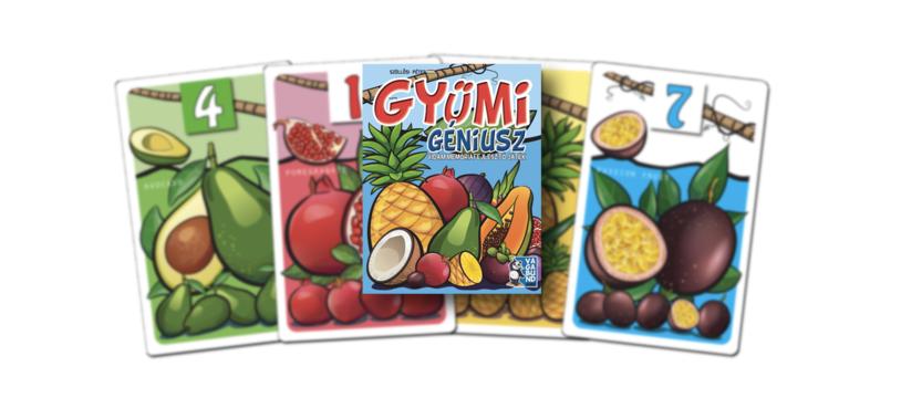 Gyümi Géniusz : 105 fruits par jour pour faire fondre son cerveau
