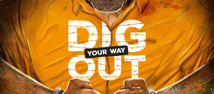 Dig your way out prêt à se faire la belle sur Kickstarter le 13 juin 2019