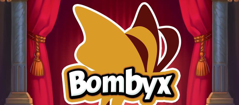 Le programme de Bombyx à Cannes !