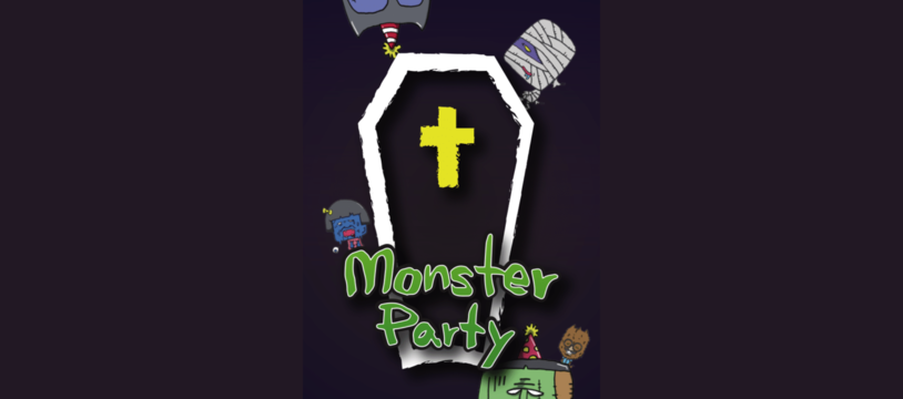 Monster Party; ni baskets ni humains !