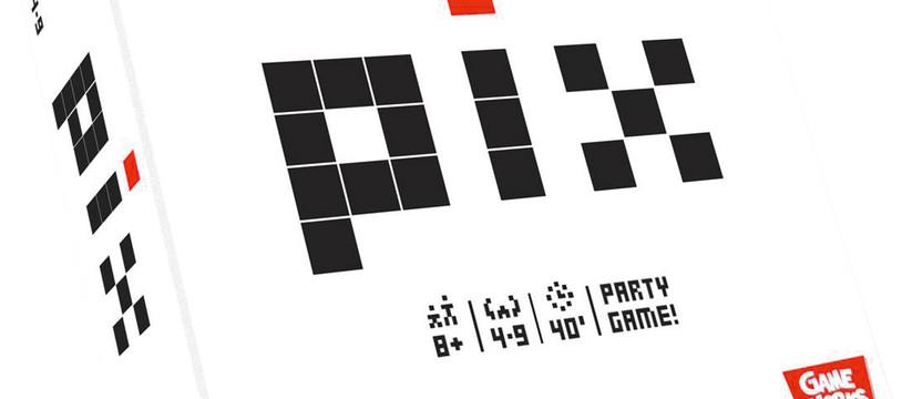 PIX ou la rectangulature du carré arrondie au dessous