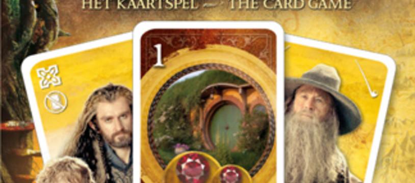 The Hobbit : An Unexpected Journey - Le jeu de cartes