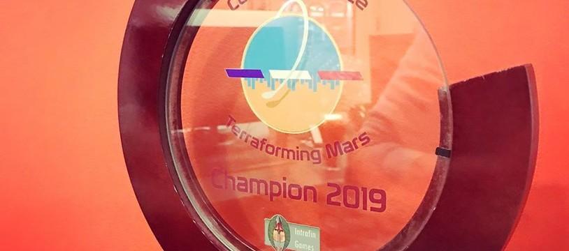 La Coupe de France Terraforming Mars 2019, c'était ce week-end !