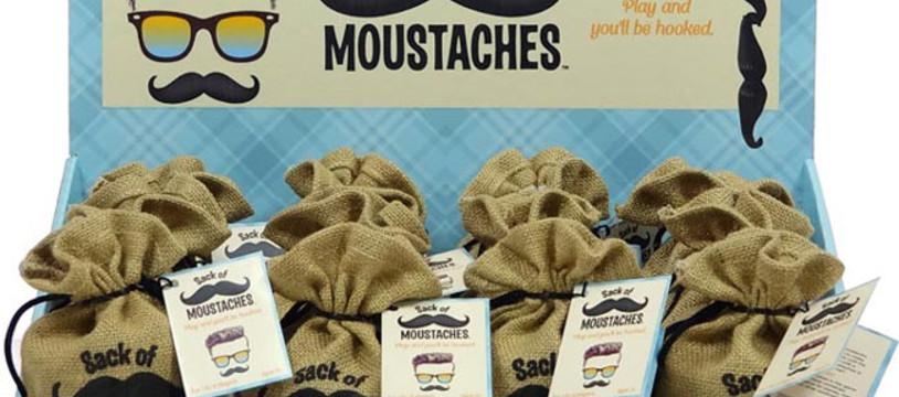 Le Sac à Moustaches : qui aura la plus longue ?