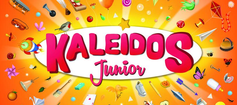 Kaleidos Junior, le jeu indispensable pour noël