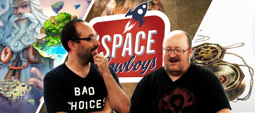 Space Cowboys : la tease sans spoil, de la papotache !