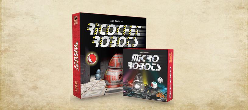 Micro Robots, le retour discret...