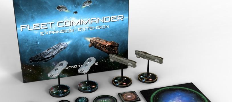 Fleet Commander 2 est arrivé