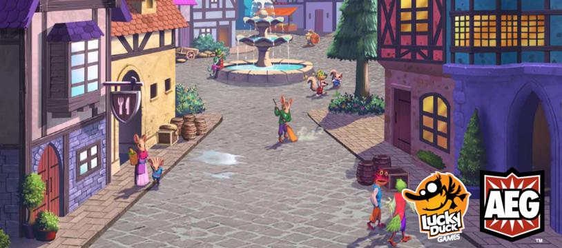 Tiny Towns : Les petites bourgades en VF !