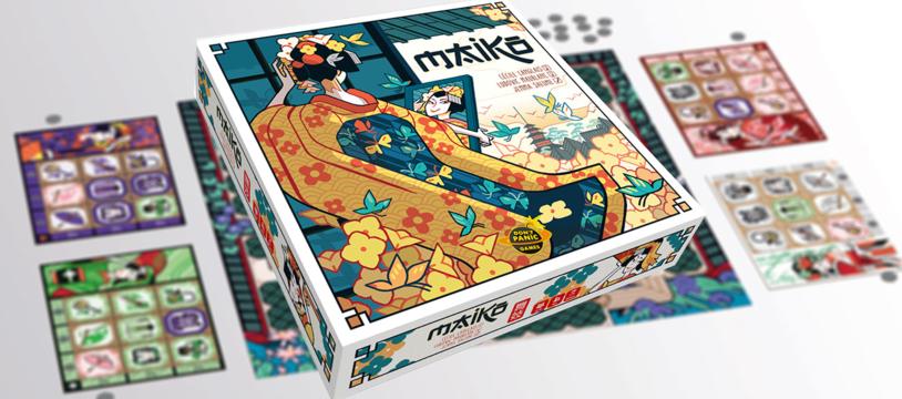Maiko, le memory-loto geisha