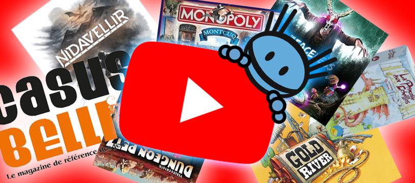 Le Récap des vidéos de la semaine [09/02/2020]